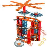 Geomag Mechanics Gravity - Gravitációs fel és le versenypálya 330 db-os mágneses építőjáték készlet