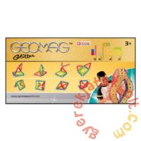 Geomag Glitter Panels 22 db-os mágneses építőjáték készlet