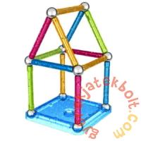Geomag Glitter Panels 30 db-os mágneses építőjáték készlet