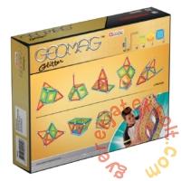 Geomag Glitter Panels 44 db-os mágneses építőjáték készlet (GMG00532)