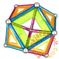 Geomag Glitter Panels 44 db-os mágneses építőjáték készlet (GMG00532)Geomag Glitter Panels 44 db-os mágneses építőjáték készlet (GMG00532)