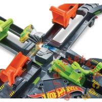 Hot Wheels Kolosszális ütközések pályaszett (GFH87)