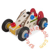 Eichhorn Constructor versenyautó építőjáték - 50 db-os (39016)