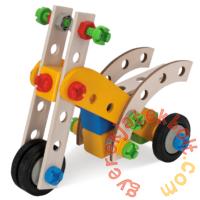 Eichhorn Constructor darus autó építőjáték - 65 db-os (39022)