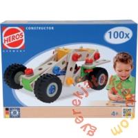 Eichhorn Constructor Quad építőjáték - 100 db-os (39028)