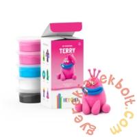 Hey Clay gyurma készlet - Terry monster