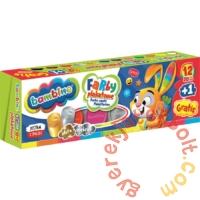 Bambino 12 színű plakátfesték készlet (001581)
