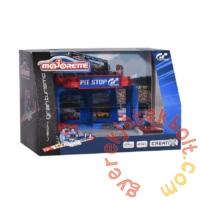 Majorette Creatix Vision Gran Turismo boxutca - kék kisautóval (2050023)