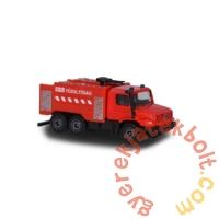 Majorette 3 db-os kisautó játékszett - Mentőjárművek magyar felirattal
