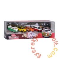 Majorette 5 db-os kisautó ajándékszett - Volkswagen