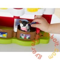 Fisher-Price Little People - Állatfarm játékszett figurákkal (GXR99)