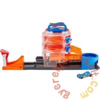 Hot Wheels City Szuperugratós játékszett (GBF95-FNB15)