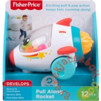 Fisher-Price Gurulós rakéta (GCV74)