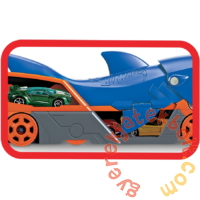 Hot Wheels Autófaló cápa játékszett (GVG36)