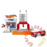 Hot Wheels Blaze Blast játékszett (FJN34-FJN36)