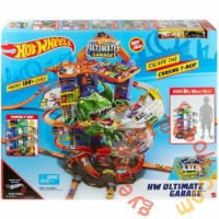 Hot Wheels City T-Rex Ultimate garázs