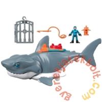 Óriás cápa kiegészítőkkel