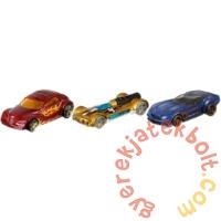 Hot Wheels kisautók - 3 db-os készlet - többféle (K5904)
