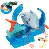 Hot Wheels City Robotcápa játékszett (GJL12)