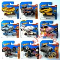 Hot Wheels gyűjthető kisautók - többféle (N3758)