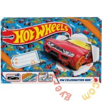 Hot Wheels Meglepetés csomag 6 db kisautóval (GWN96)