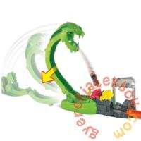 Hot Wheels Mérgeskígyó pályaszett (GTT93)