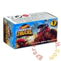 Hot Wheels Monster Trucks mini kisautók meglepetéscsomagban (GPB72)