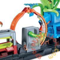 Mattel Hot Wheels Polip autómosó pályaszett (GTT96)