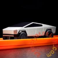 Hot Wheels RC távirányítós kisautó - Tesla Cybertruck (GWB95-GXG30)