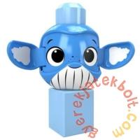 Mega Bloks Peek A Blocks kukucskockák - Bálna (GKX46-GKX45)