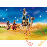Playmobil - Christmas - Három Napkeleti Bölcs karácsonyi játékszett