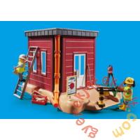 Playmobil - City Action - Mini markoló játékszett