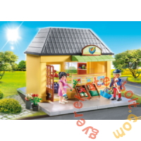 Playmobil - City Life - Kisvárosi bolt játékszett