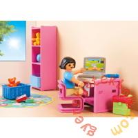 Playmobil - City Life - Lányka gyerekszoba játékszett