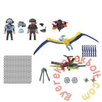 Playmobil - Dino Rise - Pteranodon - Támadás a levegőből játékszett
