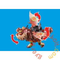 Playmobil - Így neveld a sárkányodat - Dragon Racing - Halvér és Bütyök játékszett