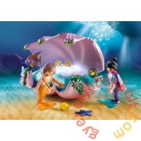 Playmobil - Magic - Gyöngykagyló éjszakai fény játékszett