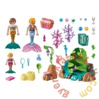 Playmobil Magic - Sellők korall pihenőhelye játékszett