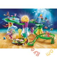 Playmobil - Magic - Sellőöböl világító kupolával játékszett