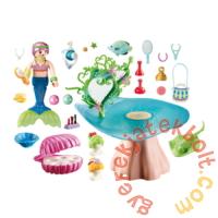 Playmobil - Magic - Szépságszalon ékszerládikával játékszett