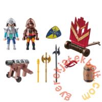 Playmobil - Novelmore - Starter Pack - Novelmore kiegészítő játékszett