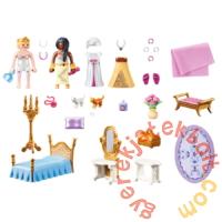 Playmobil - Princess - Királyi hálószoba játékszett