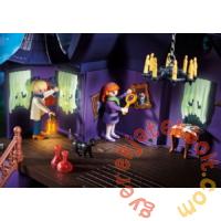 Playmobil - Scooby-Doo! - Kaland a kísértetházban játékszett
