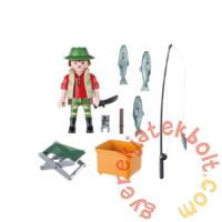 Playmobil - Special Plus - Pisztránghorgász játékszett