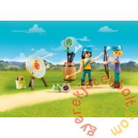Playmobil - Szilaj, a szabadon száguldó - Kaland a szabadban játékszett