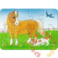 Ravensburger Első Baby puzzle - Állatok a tanyán (06953)