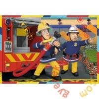 Ravensburger 2 x 12 db-os puzzle - Sam, a tűzoltó (07584)