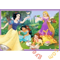 Ravensburger 2 x 12 db-os puzzle - Disney Princess (07620)
