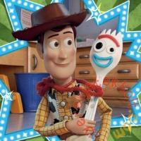 Ravensburger 3 x 49 db-os puzzle - Toy Story 4 (08067)