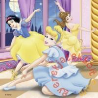 Ravensburger 3 x 49 db-os puzzle - Disney Princess - Hercegnők álma (09411)